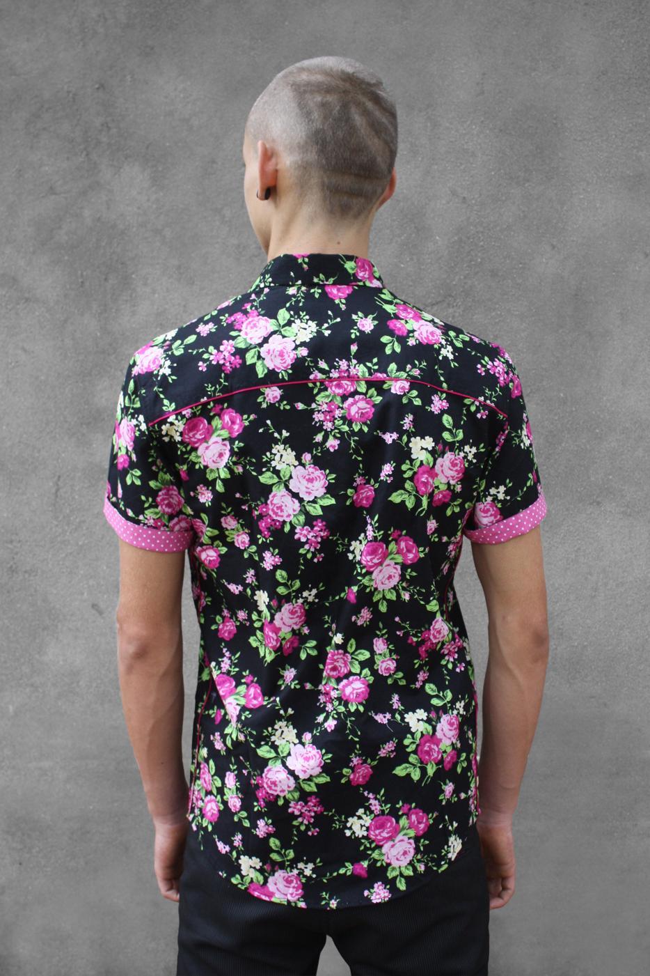 homme chemise chemise courte armani rose manche homme giorgio qgzwIrz5 eeb4fb73912