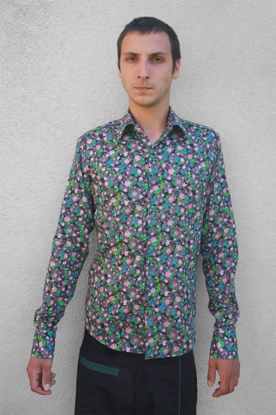 ab47c4b915 Baïsap - Camisas floreadas - Liberty - Camisas liberty hombre Compartir